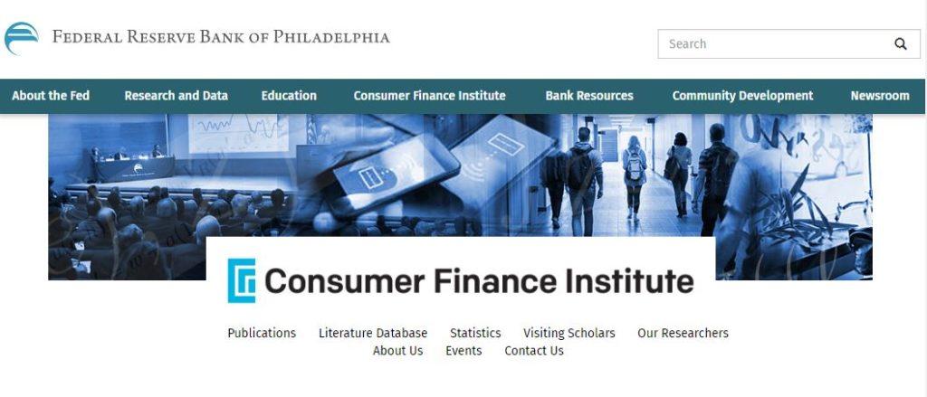 Consumer Finance Institute